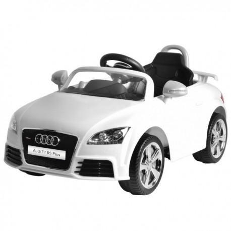 Auto Audi TT Blanco control remoto