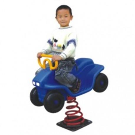 Juego Resorte Infantil Auto