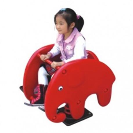 Juego Resorte Infantil Elefante