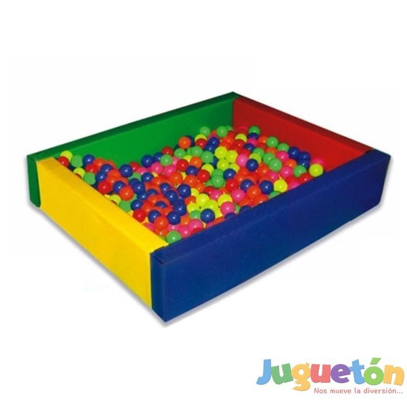 piscina para pelotas espuma para motricidad