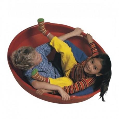 Trompo equilibrio de integración sensorial