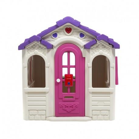 Casa de muñecas princesa