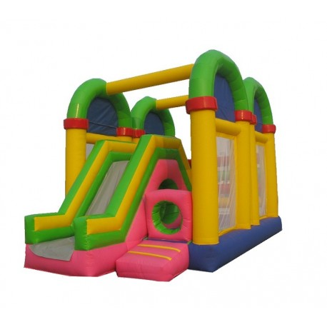 Juego Inflable Multiproposito Doble Arco