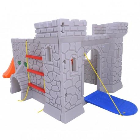 Estacion juegos castillo medieval