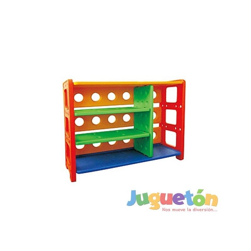 Infantil > Organizadores y Estantes > Mueble Estante repisas Plástico