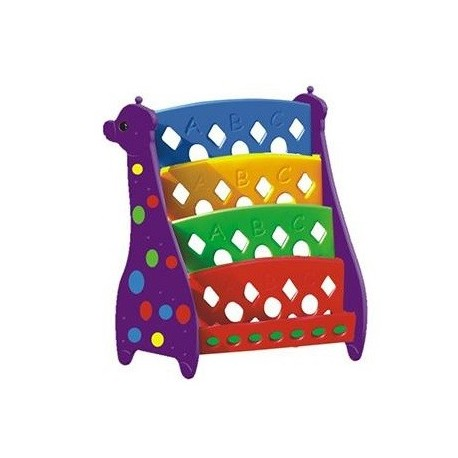 Mueble Revistero Infantil Niños Jirafa
