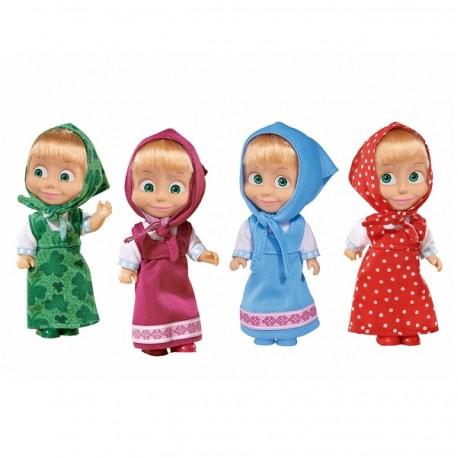 Muñeca Masha 12 cm colores