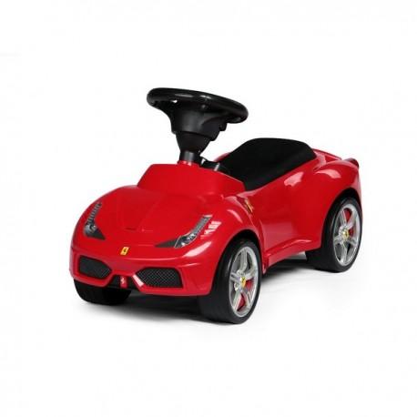Auto Correpasillo Ferrari step 2