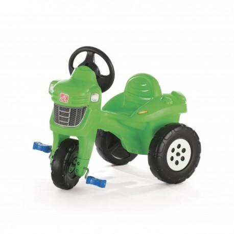 Correpasillo Tractor step 2