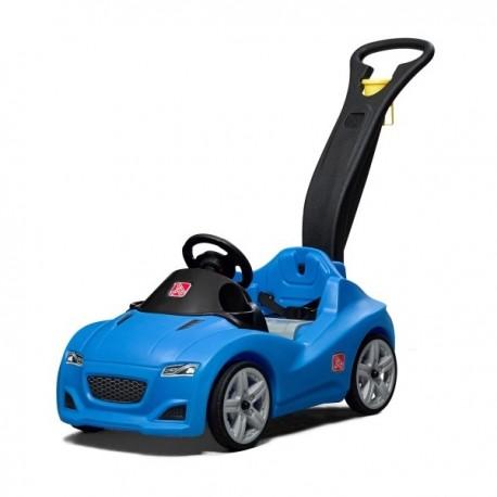 Correpasillo Whisper Ride Cruiser Empuje Manual Step2 Azul