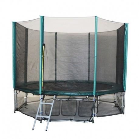 cama elástica elastica trampolin saltarina 3,66 10 FT