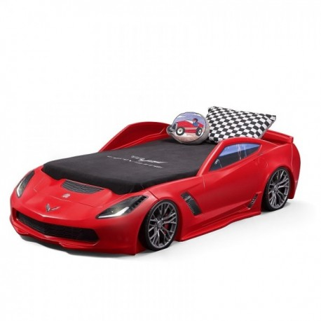 Cama transici n ni os auto corvette cars for Cama transicion