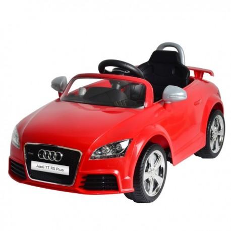 Auto Audi TT Rojo control remoto