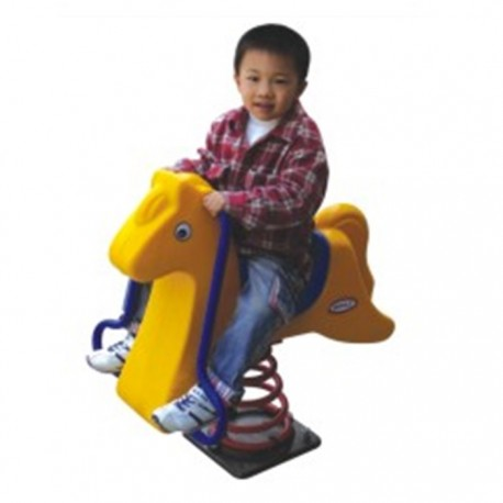 Juego Resorte Infantil Caballo