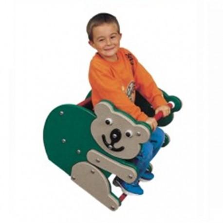Juego Resorte Infantil koala