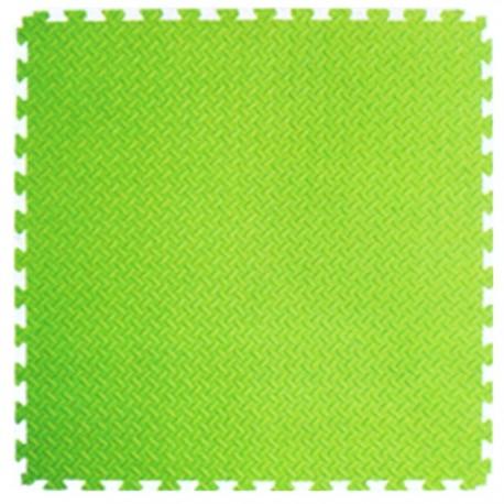 Piso Tatami 1m2 x 2.5cm grosor - Verde