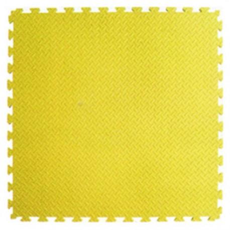 Piso Tatami 1m2 x 3cm grosor - Amarillo