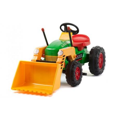 auto Go Kart Cargador Construcción