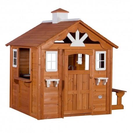 Casita De Juegos Madera Summer Cottage