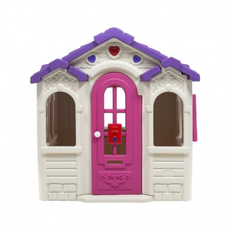 Casa de juegos muñecas play house corazones II princesas chocolate niñas
