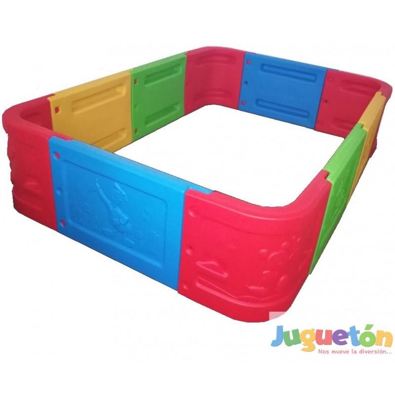 Piscina para pelotas modular rectangular  Piscina para pelotas modular  rectangular dccfdc0931f2
