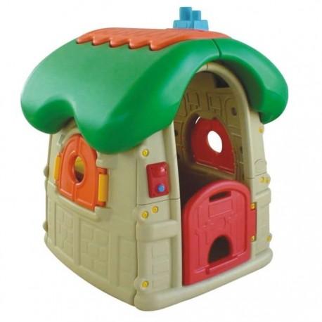 Casa de juego play house hongo callampa mushroom Honguito Calidad Lerado