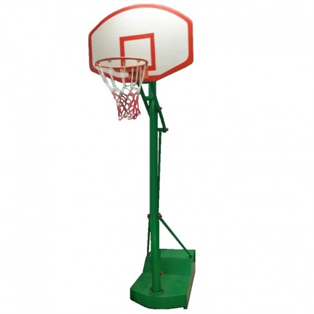 Torre Basketball Portatil Acero