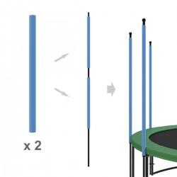 Repuesto 2 espumas de protección para postes de cama elástica