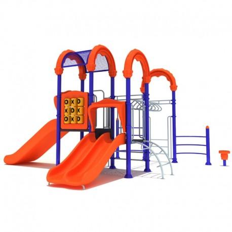 Estación de juegos Plaza multiple diversión HBFY04 Modular MM 004