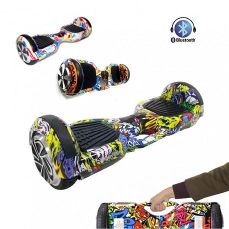 Scooter SmartBalance hoverboard Eléctrico diseño hip hop