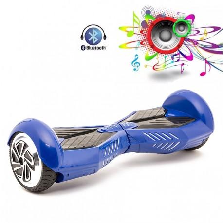Scooter Balance Eléctrico azul