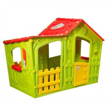 Casa de muñecas villa magica keter