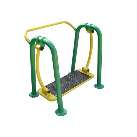Elongación de Cintura Infantil niño plaza outdoor exterior pendulo