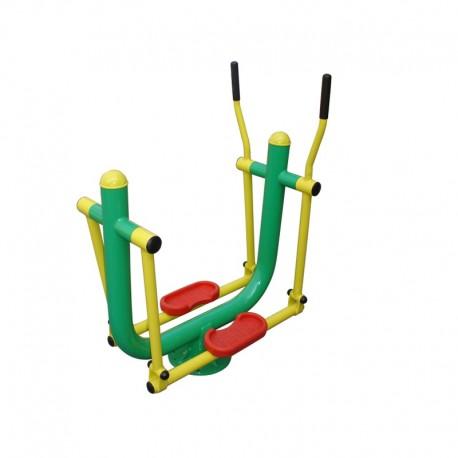 Simulador de Ski Simple Caminador infantil niño