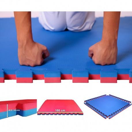 Piso Tatami Plancha Puzzle 4 cm