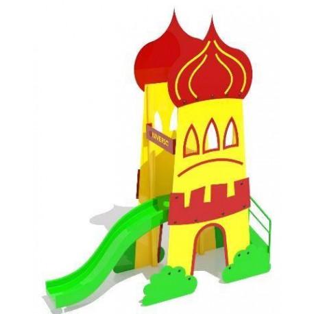 Juego Modular  Castillo Aladino