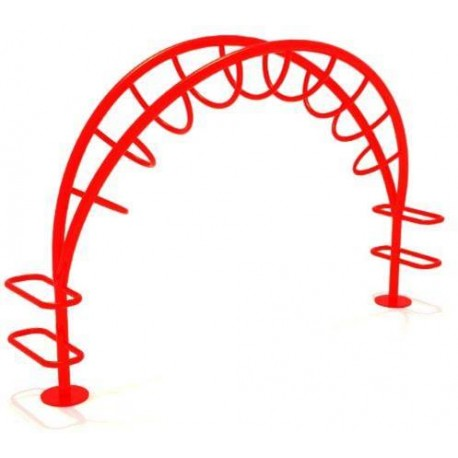 Escalador Acero Arco
