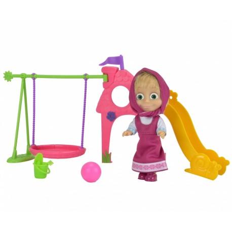 Muñeca Masha 16 Cm Parque de juegos