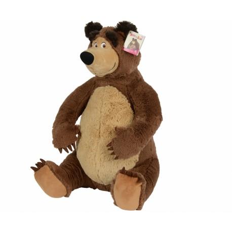 Peluche masha y el oso 50 cm