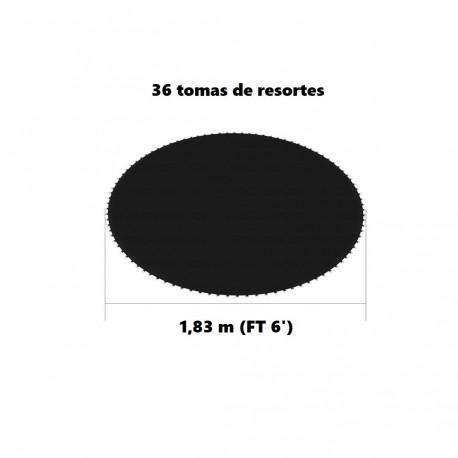 Repuesto Lona red malla de salto 1,83m 183cm  6ft Cama Elástica