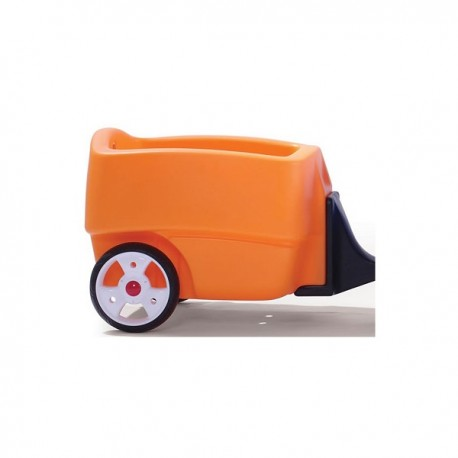 Complemento cho cho Correpasillo Tractor step 2