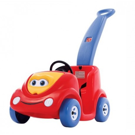 Correpasillo Buggy Empuje Manual Step2 Rojo