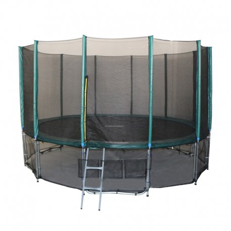 cama elástica elastica trampolin saltarina 4,27 14 FT